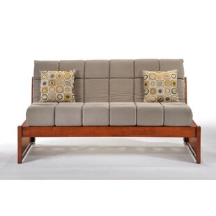 Daigle Futon and Mattress by Red Barrel S..