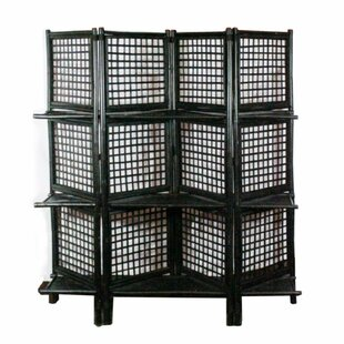 Scanlan 4 Panel Room Divider by Bloomsbury Market