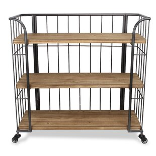 Aydin 3 Tier Bar Cart by Gracie Oaks