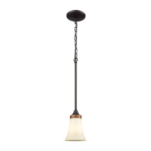 Sapphire 1-Light Bell Pend..