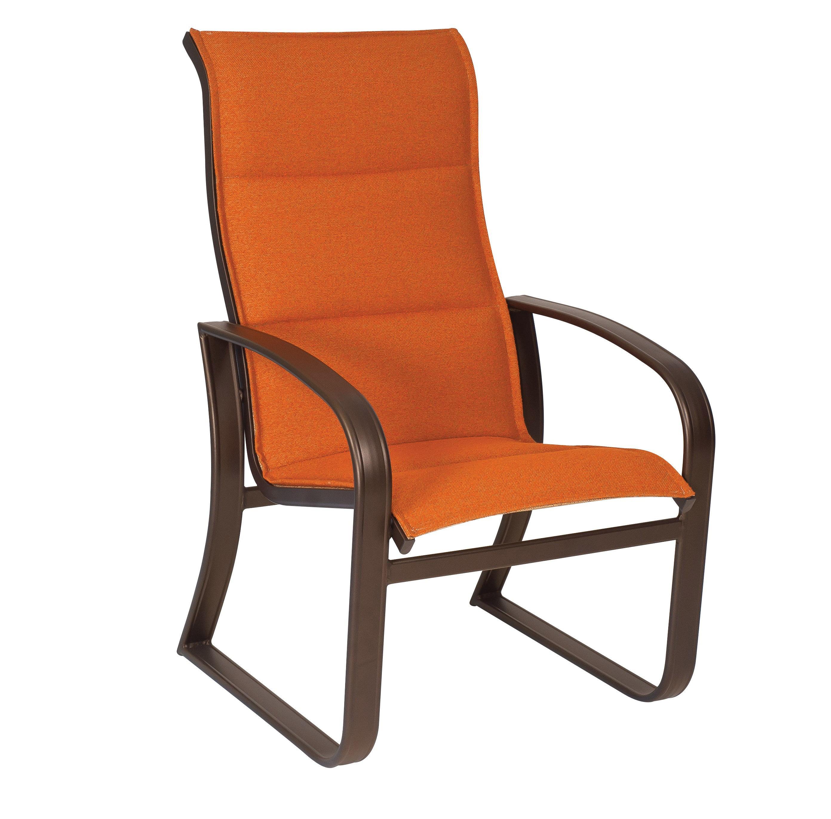 Woodard Cayman Isle Sling High Back Patio Dining Chair Wayfair