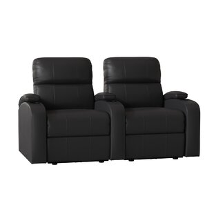 Home Theater Lounger (Row Of 2) By Winston Porter