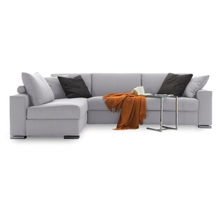 Infinito Sleeper Sectional by Respace Reviews