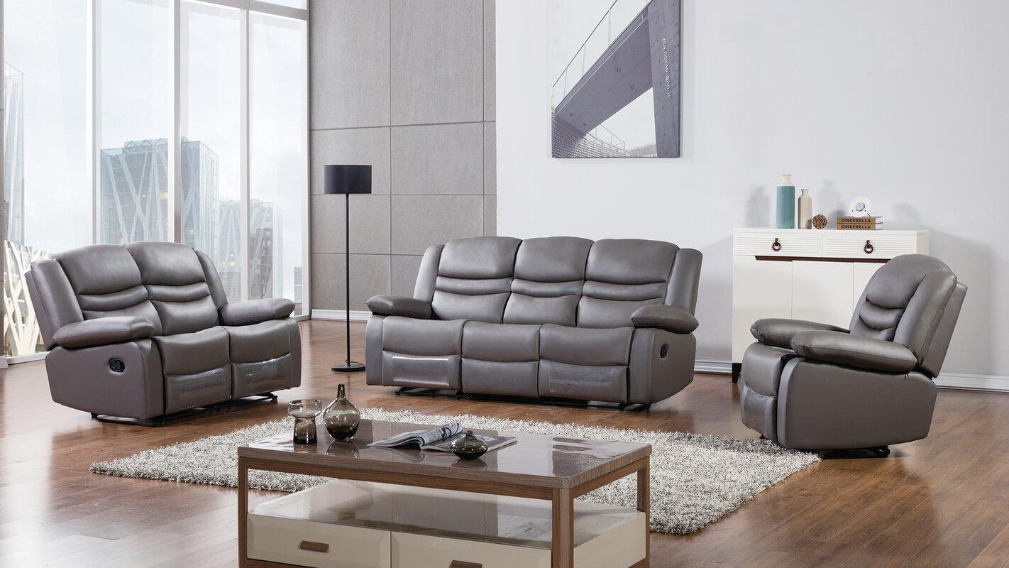 Delightful Bayfront 3 Piece Living Room Set