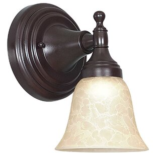 Buying 1-Light Bath Sconce By Sunset Lighting