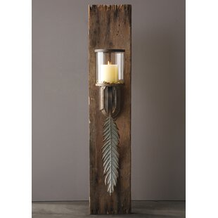 Shop For Eckles 1-Light Wall Sconce By Bungalow Rose