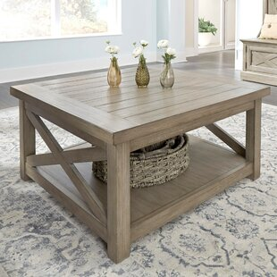 Darin Coffee Table By Gracie Oaks