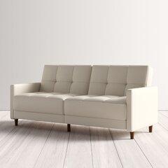 Incredible Modern Contemporary Tama Convertible Sleeper Sofa Allmodern Frankydiablos Diy Chair Ideas Frankydiabloscom