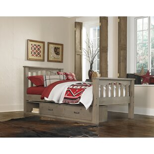 Stella Twin Storage Platform Bed