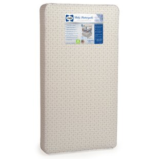 Price comparison Baby Posturepedic 5.75 Crib Mattress By Sealy