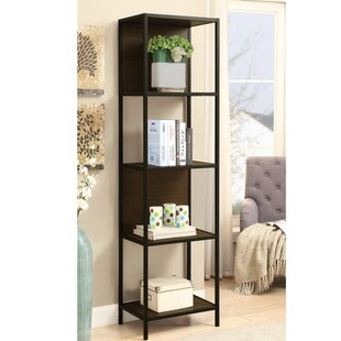Mccafferty Minimalist Corner Unit Bookcase Ivy Bronx