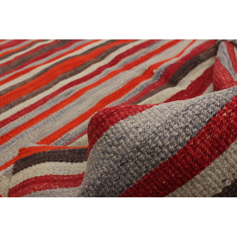 One-of-a-Kind Michaels Handmade Kilim 5'1