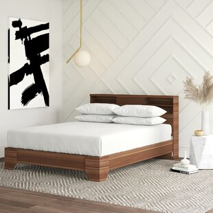 Great choice Elkton Queen Platform Bed by Mercury Row Reviews (2019) & Buyer's Guide