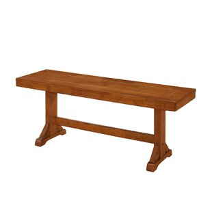 Aubree Wood Bench