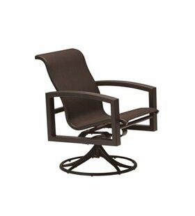 Tropitone Lakeside Swivel Patio Dining Chair