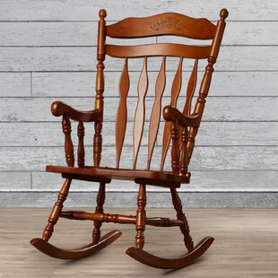 Affordable Greenwood Rocking Chair by Loon Peak Reviews (2019) & Buyer's Guide