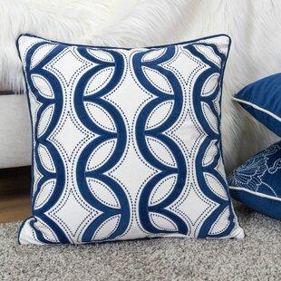 Pedroza Woven Cotton Throw Pillow