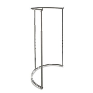 Purchase 43 W Half Round Clothes and Garment Rack By Econoco