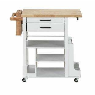 Monarrez Kitchen Cart