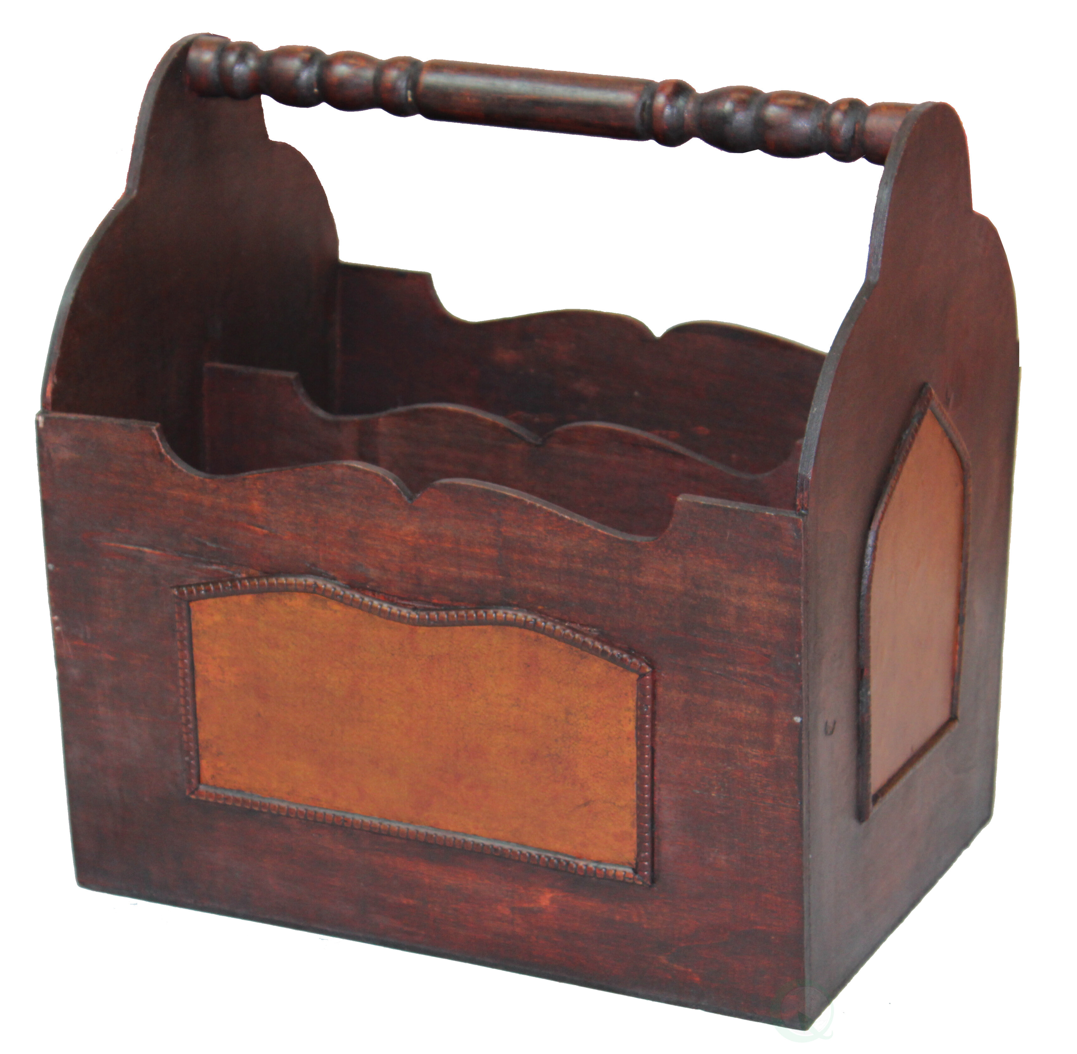 Barnard Handcrafted Decorative Wooden