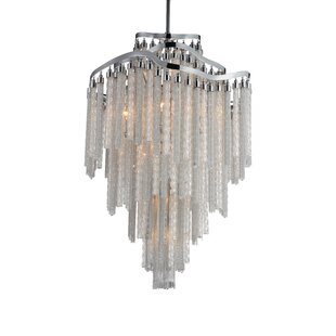 Everly Quinn Andreasen 14-Light Novelty Chandelier