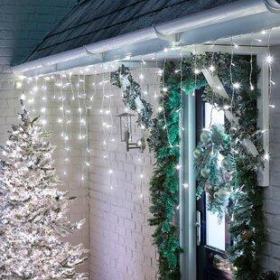 360 Megabrights Icicle Lights By The Seasonal Aisle