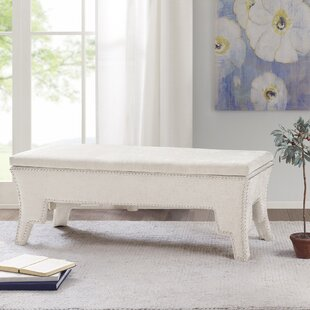 Mercer41 Terrene Storage Accent Bench