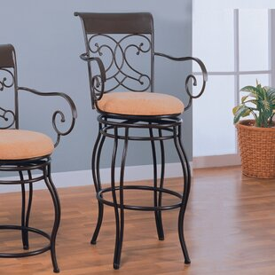 29 Swivel Bar Stool Wildon Home®