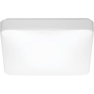 Dahlgren LED Outdoor Flush Mount by Ebern Designs