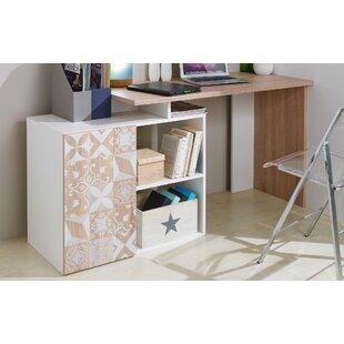 Ebern Designs Dobbins Corner L-Shape Writing Desk