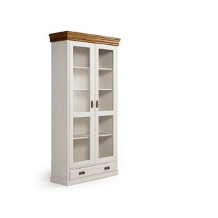 Deane Standard Curio Cabinet By August Grove