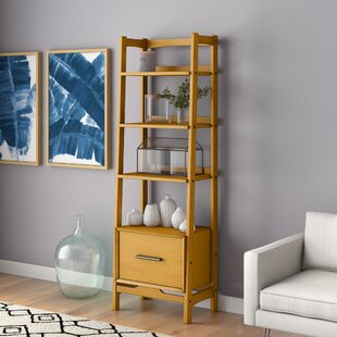 Easmor Etagere Bookcase by..