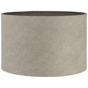 45.72cm Linen Drum Lamp Shade