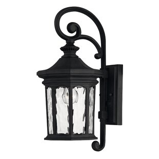 Raley LED Outdoor Wall Lantern