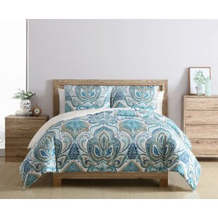 Byerly Reversible Duvet Cover Set