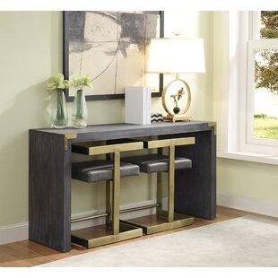 Lafon Console Table And Stool Set