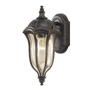 Astoria Grand Gloucester 1-Light Outdoor Wall Lantern