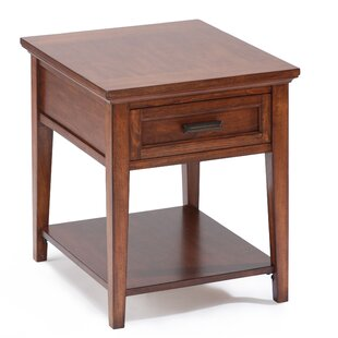 Darby Home Co Froehlich End Table