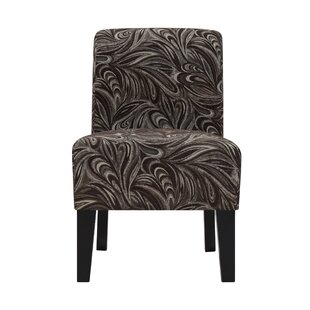 Find a Maisonet Upholstered Slipper Chair (Set of 2) by Ebern Designs Reviews (2019) & Buyer's Guide