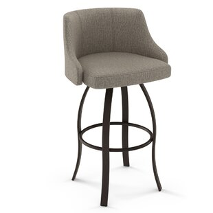 Nicki 26 Swivel Bar Stool