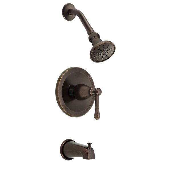 Danze Eastham Thermostatic Tub And Shower Faucet Wayfair