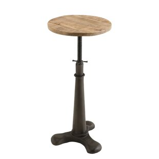 Seaton Height Adjustable Bar Stool By Williston Forge