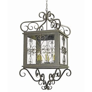 2nd Ave Design Myra 8-Light Outdoor Pendant
