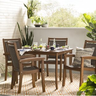 Rhett 5 Piece Dining Set