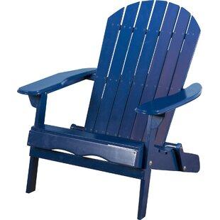 Blue Adirondack Chairs Youu0027ll Love | Wayfair