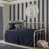 Archimbald Twin Daybed Trundle Included by Alcott Hill®