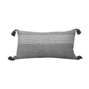 Toph Heathered Lumbar Pillow