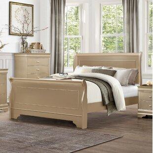 Homelegance Sleigh Bed