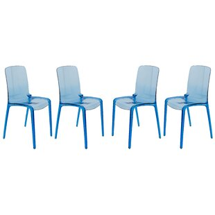 Inexpensive Maryln Dining Chair (Set of 4) by Orren Ellis Reviews (2019) & Buyer's Guide