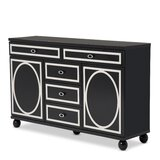 Sky Tower 5 Drawer Combo Dresser by Michael Amini